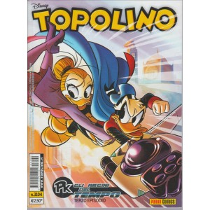 TOPOLINO - NUMERO 3104 - DISNEY - PANINI COMICS
