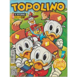 TOPOLINO - NUMERO 2991 - DISNEY - PANINI COMICS