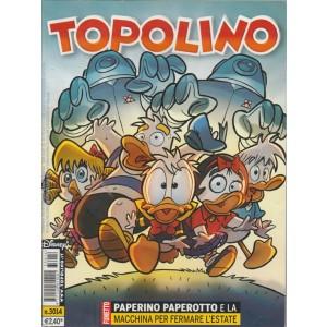 TOPOLINO - NUMERO 3014 - DISNEY - PANINI COMICS