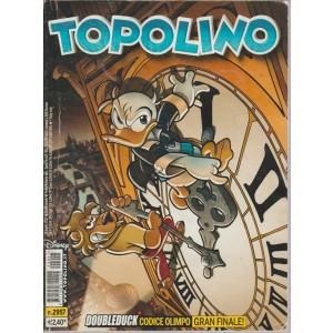 TOPOLINO - NUMERO 2957 - DISNEY - PANINI COMICS