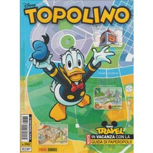 TOPOLINO - NUMERO 3062 - DISNEY - PANINI COMICS