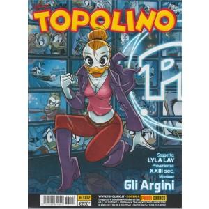 TOPOLINO - NUMERO 3102 - DISNEY - PANINI COMICS
