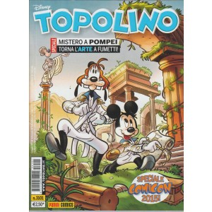 TOPOLINO - NUMERO 3101 - DISNEY - PANINI COMICS