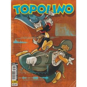 TOPOLINO - NUMERO 3007 - DISNEY - PANINI COMICS