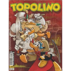 TOPOLINO - NUMERO 3008 - DISNEY - PANINI COMICS