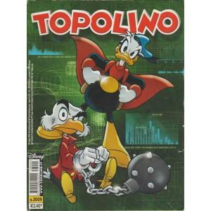 TOPOLINO - NUMERO 3009 - DISNEY - PANINI COMICS