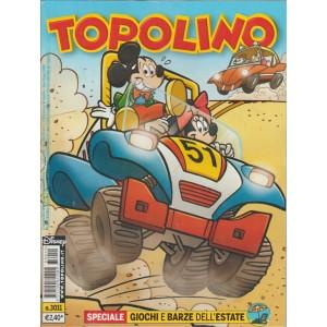 TOPOLINO - NUMERO 3011 - DISNEY - PANINI COMICS