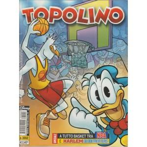 TOPOLINO - NUMERO 3002 - DISNEY - PANINI COMICS
