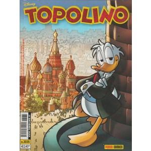TOPOLINO - NUMERO 3035 - DISNEY - PANINI COMICS