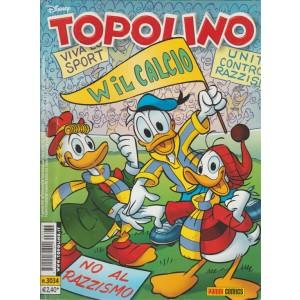 TOPOLINO - NUMERO 3034 - DISNEY - PANINI COMICS