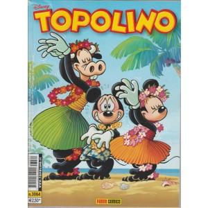 TOPOLINO - NUMERO 3064 - DISNEY - PANINI COMICS