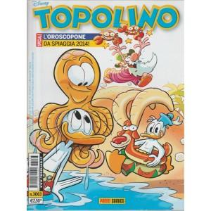 TOPOLINO - NUMERO 3063 - DISNEY - PANINI COMICS