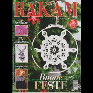 Rakam - n. 6 - bimestrale - novembre - dicembre 2018
