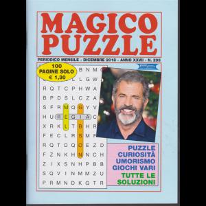 Magico Puzzle - n. 295 - mensile - dicembre 2018 - 100 pagine
