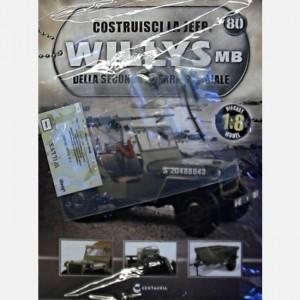 Costruisci la Jeep Willys MB Staffa supporto e impugnatura, impugnatura, astuccio molla, comando di sparo, sicura