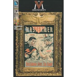 MULTIVERSITY - MASTERMEN - NUMERO 7 - DC COMICS - OVERMAN CONTRO ZIO SAM