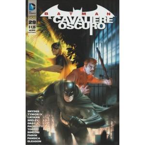 BATMAN - IL CAVALIERE OSCURO - NUMERO 29 - DC COMICS