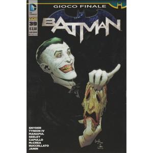 BATMAN - GIOCO FINALE - NUMERO 39 - DC COMICS