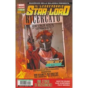 IL LEGGENDARIO STAR LORD ALL'INTERNO ROCKET RACCOON N.2 MARVEL PANINI COMICS