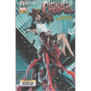 CARNAGE - SIXIS - MARVEL WORLD 30 - PANINI COMICS