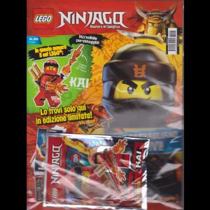 Lego - Ninjago- n. 25 - bimestrale - 22 novembre 208