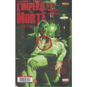 GEORGE A. ROMERO L'IMPERO DEI MORTI - NUMERO 76 - PANINI COMICS - MARVEL