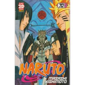 Planet Manga - Naruto di Masashi Kishimoto num. 70 - Panini Comics