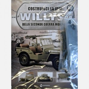 Costruisci la Jeep Willys MB Supporto assale principale, blocco inferiore e maniglia, cerniera A, asse cerniera