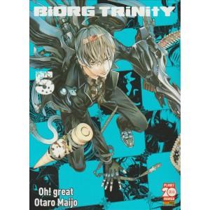 BIORG TRINITY - Manga Best 5 - Oh! great Otaro Maijo - Panini Comics