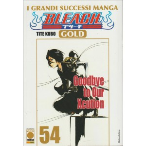 Bleach Gold - Tike Kubo - Goodbye to Our Xcution numero 54 - Manga Planet Panini Comics