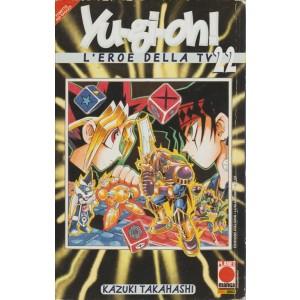 Yu-gi-oh! - L'eroe della TV numero 22 - Kazuki Takahashi - Manga Planet Panini Comics