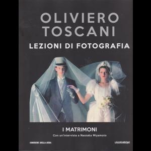 Oliviero Toscani - Lezioni di fotografia - I matrimoni - n. 39 - settimanale