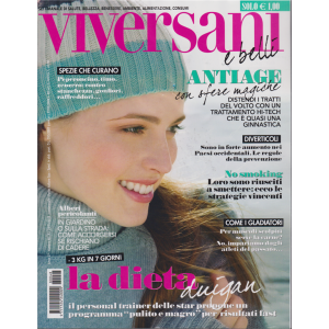 Viversani E Belli - n. 48 - settimanale - 23/11/2018