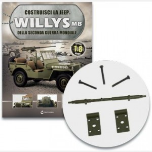 Costruisci la Jeep Willys MB L'assale posteriore