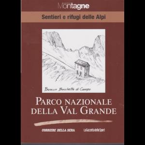 Meridiane montagne - sentieri e rifugi delle Alpi - Parco Nazionale della Val Grande - volume 25 - settimanale