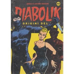 DIABOLIK - SFIDA ALLA MORTE PRIGIONIERI - Numero 45