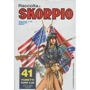RACCOLTA DI SKORPIO - NUMERO 495 - MENSILE