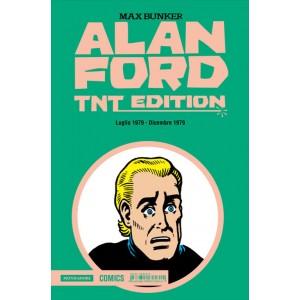 Alan Ford  TNT Edition nr.21 -  da Luglio 1979 a Dicembre 1979