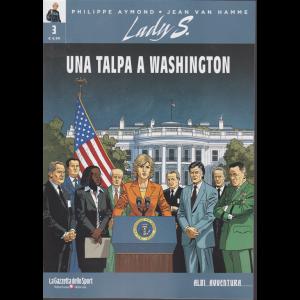 Albi Avventura - Lady S n. 3 - Una talpa a Washington - settimanale