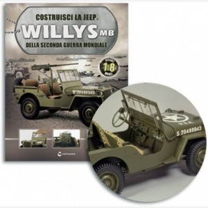 Costruisci la Jeep Willys MB radio