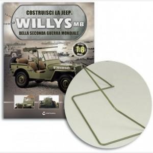 Costruisci la Jeep Willys MB Centina 1 e 2