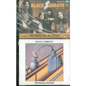 "CD Black Sabbath ""Never Say Die!"" - 8° uscita collez.Sorrisi & canzoni TV"