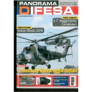 Panorama Difesa - mensile n. 344 / 2015