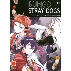 Bungo Stray Dogs - N° 11 - Bungo Stray Dogs - Manga Run Planet Manga