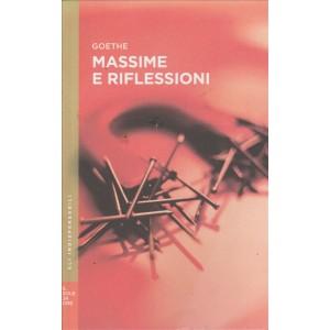GOETHE MASSIME E RIFLESSIONI - GLI INDISPINSABILI - IL SOLE 24 ORE - NUMERO 16
