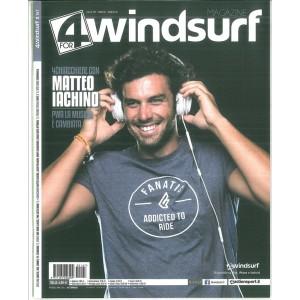 4 (for) Windsurf Magazine  - Bimestrale n. 167 - Luglio 2015
