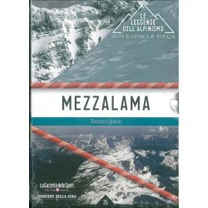 DVD MEZZALAMA maratona di ghiaccio - le leggende dell'alpinismo