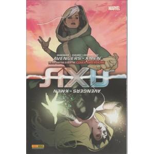 SIXIS - AVENGERS X-MEN - 4 (DI 4) - MARVEL - PANINI COMICS