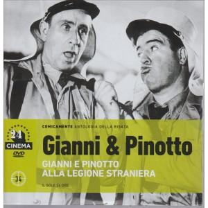 GIANNI E PINOTTO - ALLA LEGIONE STRANIERA - IL SOLE 24 ORE - NUMERO 34