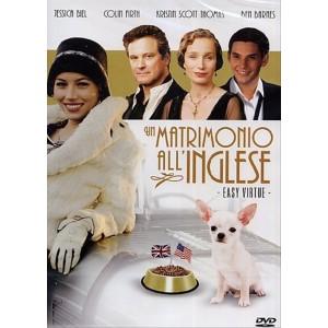 Un Matrimonio All'Inglese - Jessica Biel - DVD